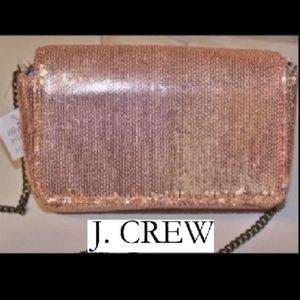 Get Ur Shine On~ NWT Sequin Crossbody Bag